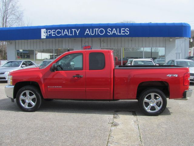 2013 Chevrolet Silverado 1500 LT Dickson, Tennessee