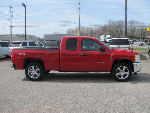 2013 Chevrolet Silverado 1500 LT Dickson, Tennessee 1