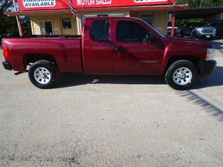 2013 Chevrolet Silverado 1500 Work Truck | Forth Worth, TX | Cornelius Motor Sales in Forth Worth TX