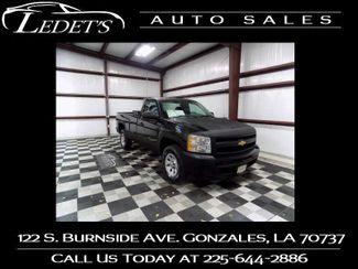 2013 Chevrolet Silverado 1500 Work Truck - Ledet's Auto Sales Gonzales_state_zip in Gonzales
