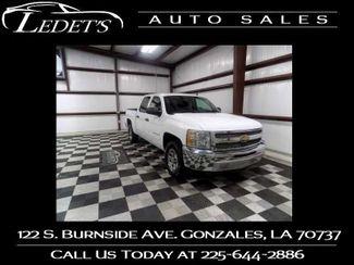 2013 Chevrolet Silverado 1500 LS - Ledet's Auto Sales Gonzales_state_zip in Gonzales