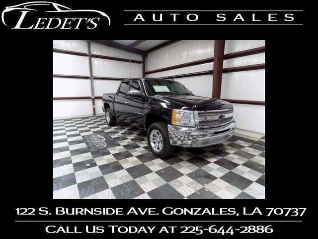 2013 Chevrolet Silverado 1500 LT - Ledet's Auto Sales Gonzales_state_zip in Gonzales