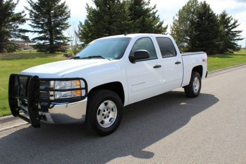 2013 Chevrolet Silverado 1500 4WD Crew Cab LT  city MT  Bleskin Motor Company   in Great Falls, MT