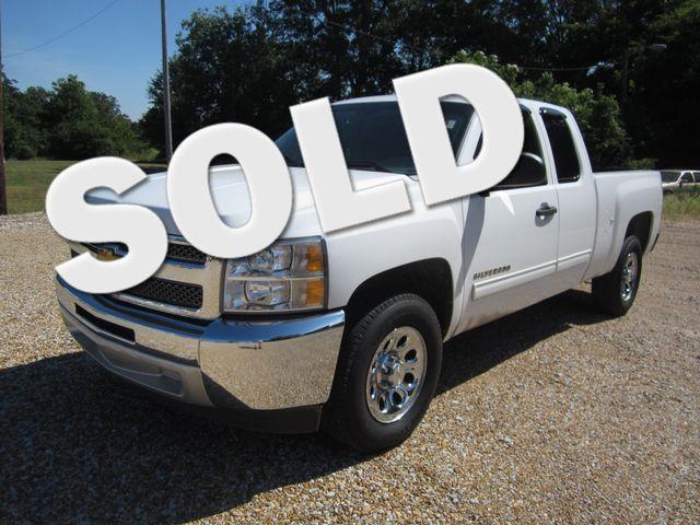 2013 Chevrolet Silverado 1500 LS Houston, Mississippi