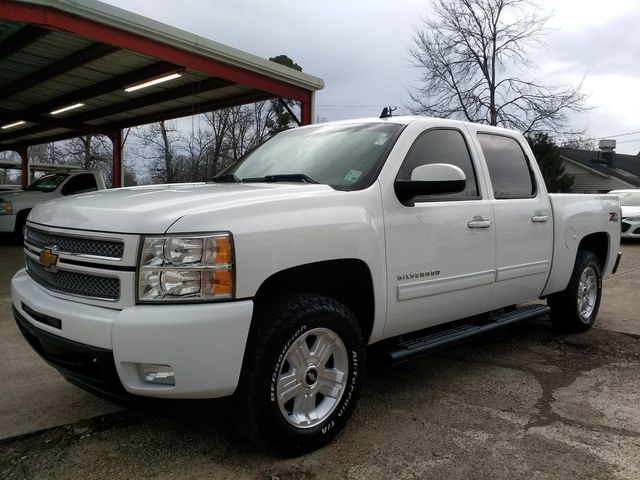 2013 Chevrolet Silverado 1500 LTZ Houston, Mississippi 1