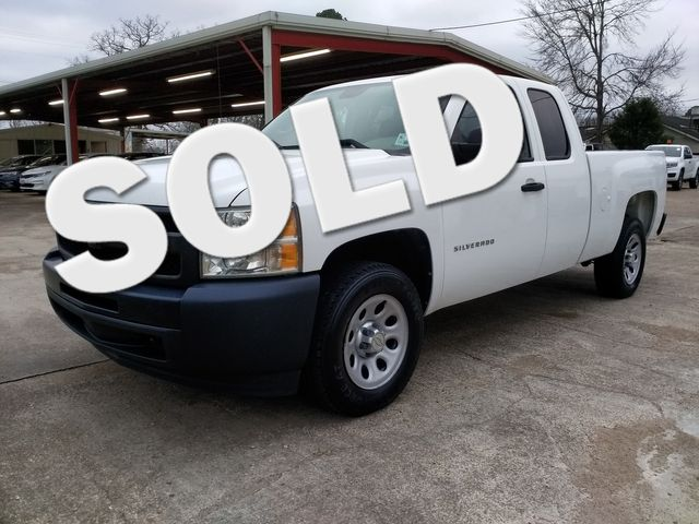 2013 Chevrolet Silverado 1500 Ext Cab Houston, Mississippi