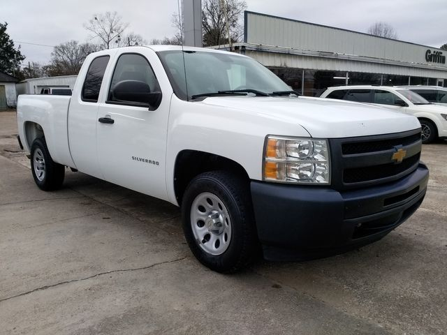 2013 Chevrolet Silverado 1500 Ext Cab Houston, Mississippi 1