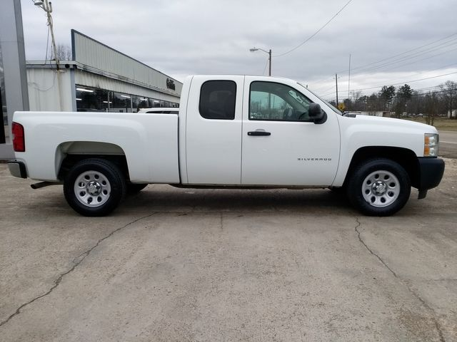 2013 Chevrolet Silverado 1500 Ext Cab Houston, Mississippi 2