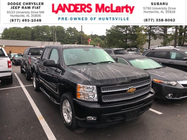2013 Chevrolet Silverado 1500 LTZ | Huntsville, Alabama | Landers Mclarty DCJ & Subaru in  Alabama