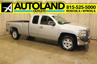 2013 Chevrolet Silverado 1500 long bed LT in Roscoe IL, 61073