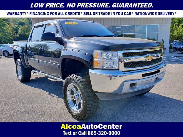 2013 Chevrolet Silverado 1500 LT 5.3L Z71 4WD in Louisville, TN 37777