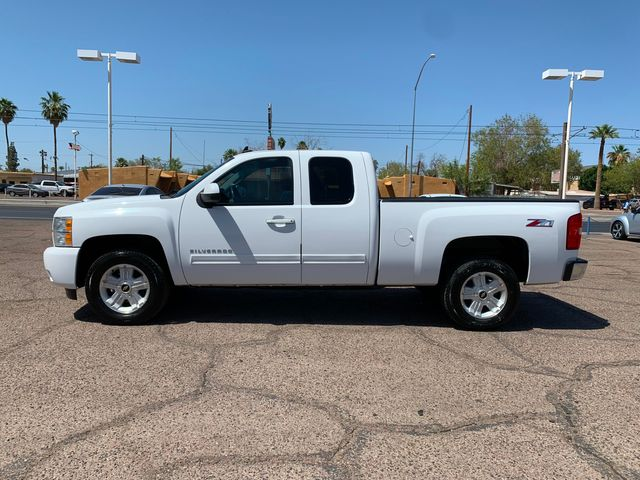 2013 Chevrolet Silverado 1500 LT Z71 3 MONTH/3,000 MILE NATIONAL POWERTRAIN WARRANTY Mesa, Arizona 1
