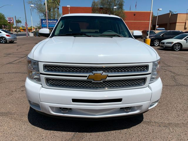 2013 Chevrolet Silverado 1500 LT Z71 3 MONTH/3,000 MILE NATIONAL POWERTRAIN WARRANTY Mesa, Arizona 7