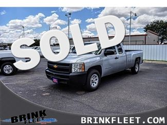 2013 Chevrolet Silverado 1500 Work Truck | Lubbock, TX | Brink Fleet in Lubbock TX