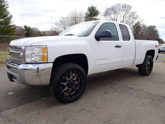 2013 Chevrolet Silverado 1500 LT Madison, NC 6