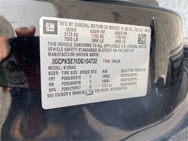 2013 Chevrolet Silverado 1500 LT Madison, NC 38