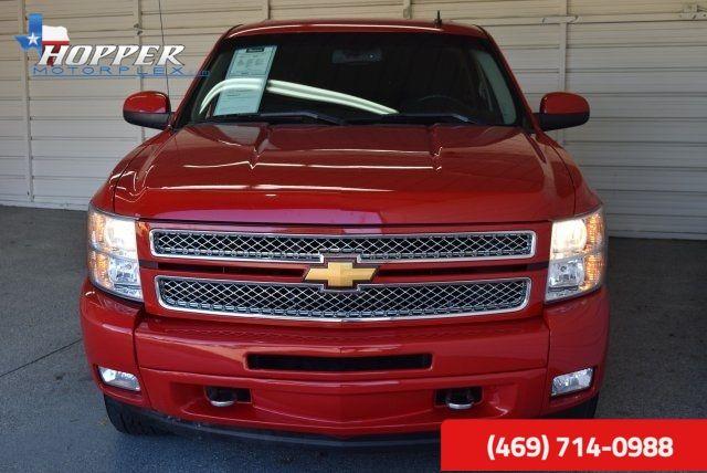 2013 Chevrolet Silverado 1500 LT in McKinney Texas, 75070