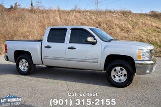 2013 Chevrolet Silverado 1500 Xtra Fuel Economy in Memphis, Tennessee 38115