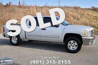 2013 Chevrolet Silverado 1500 Xtra Fuel Economy   Memphis, TN   Mt Moriah Truck Center in Memphis TN