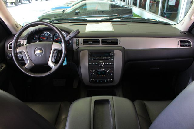 2013 Chevrolet Silverado 1500 LTZ PLUS EXT Cab 4x4 Z71 - HEATED/COOLED LEATHER! Mooresville , NC 29