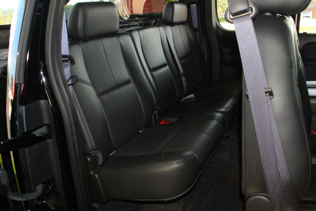 2013 Chevrolet Silverado 1500 LTZ PLUS EXT Cab 4x4 Z71 - HEATED/COOLED LEATHER! Mooresville , NC 12