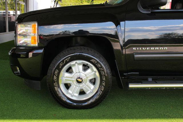 2013 Chevrolet Silverado 1500 LTZ PLUS EXT Cab 4x4 Z71 - HEATED/COOLED LEATHER! Mooresville , NC 21