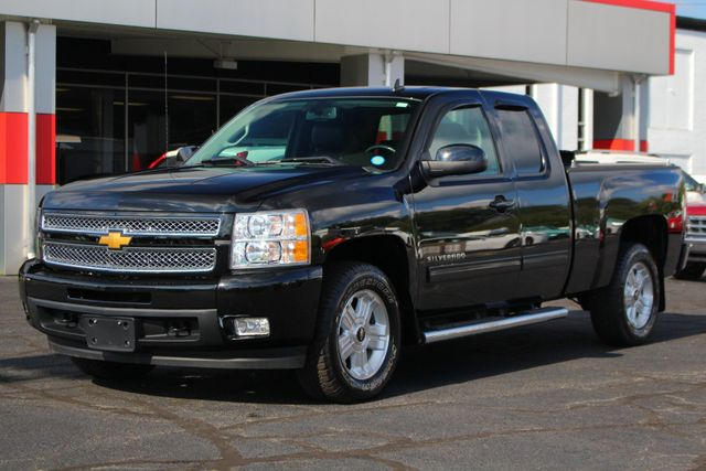 2013 Chevrolet Silverado 1500 LTZ PLUS EXT Cab 4x4 Z71 - HEATED/COOLED LEATHER! Mooresville , NC 23