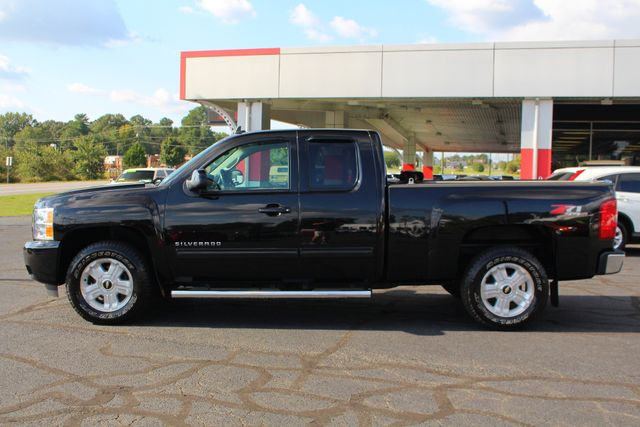 2013 Chevrolet Silverado 1500 LTZ PLUS EXT Cab 4x4 Z71 - HEATED/COOLED LEATHER! Mooresville , NC 15