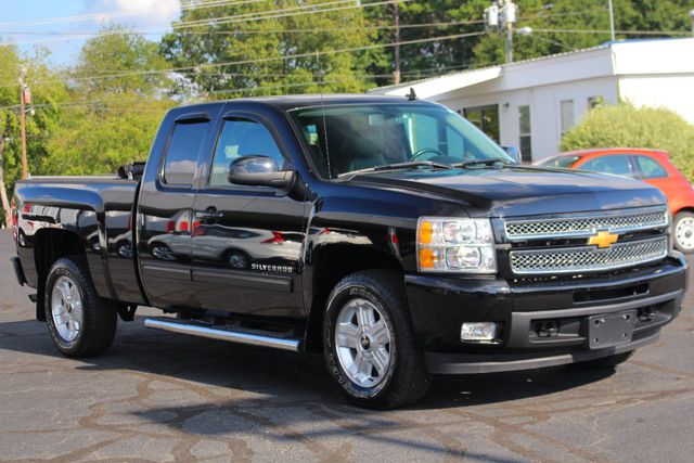 2013 Chevrolet Silverado 1500 LTZ PLUS EXT Cab 4x4 Z71 - HEATED/COOLED LEATHER! Mooresville , NC 22