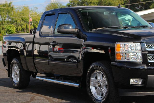 2013 Chevrolet Silverado 1500 LTZ PLUS EXT Cab 4x4 Z71 - HEATED/COOLED LEATHER! Mooresville , NC 26