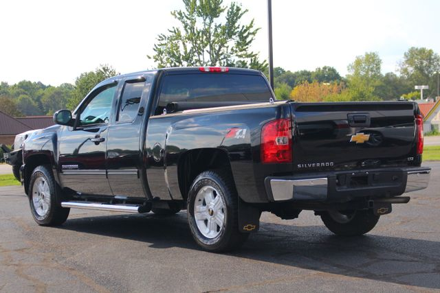 2013 Chevrolet Silverado 1500 LTZ PLUS EXT Cab 4x4 Z71 - HEATED/COOLED LEATHER! Mooresville , NC 25