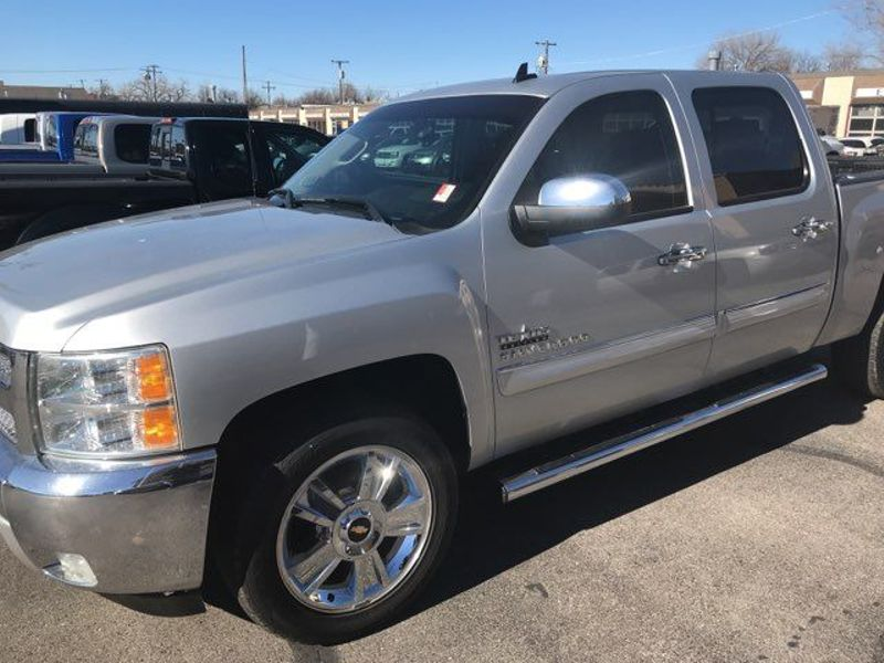 2013 Chevrolet Silverado 1500 LT   Oklahoma City, OK   Norris Auto Sales (NW 39th) in Oklahoma City OK