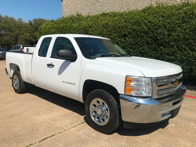2013 Chevrolet Silverado 1500 Work Truck w/Toolbox**Very Clean