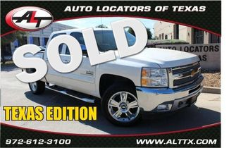 2013 Chevrolet Silverado 1500 LT | Plano, TX | Consign My Vehicle in  TX