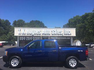 2013 Chevrolet Silverado 1500 Crew Cab 4X4 in Richmond, VA, VA 23227