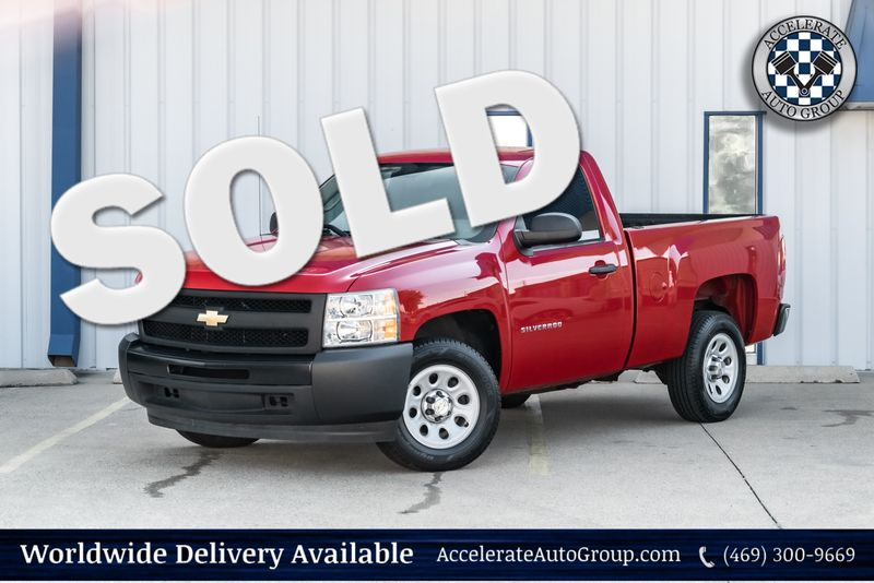 2013 Chevrolet Silverado 1500 Work Truck in Rowlett Texas