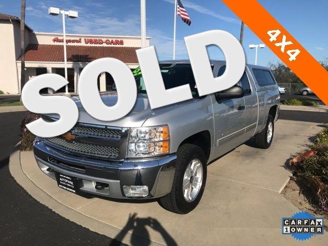 2013 Chevrolet Silverado 1500 LT | San Luis Obispo, CA | Auto Park Sales & Service in San Luis Obispo CA