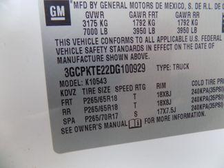 2013 Chevrolet Silverado 1500 LTZ Sheridan, Arkansas 20