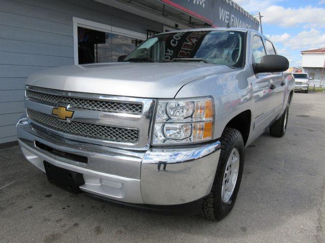 2013 Chevrolet Silverado 1500 LS south houston, TX 1