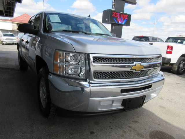 2013 Chevrolet Silverado 1500 LS south houston, TX 4