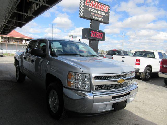 2013 Chevrolet Silverado 1500 LS south houston, TX 5
