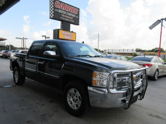 2013 Chevrolet Silverado 1500 LT south houston, TX 4