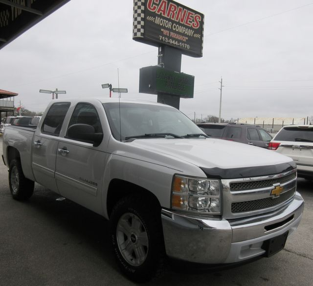 2013 Chevrolet Silverado 1500 LT south houston, TX 5