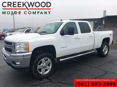 2013 Chevrolet Silverado 2500HD LTZ 4x4 Diesel Leather Chrome 20s New Tires 1Owner in Searcy, AR