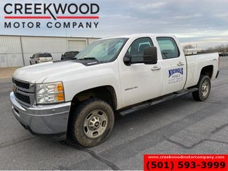 2013 Chevrolet Silverado 2500HD Work Truck 4x4 Duramax Diesel New Tires Financing in Searcy, AR 72143