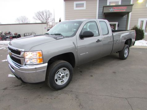2013 Chevrolet Silverado 2500HD 4x4 Ext-Cab Long Box  in St Cloud, MN