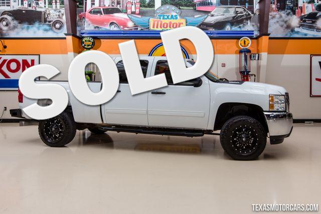 2013 Chevrolet Silverado 2500HD LT 4X4 in Addison Texas, 75001