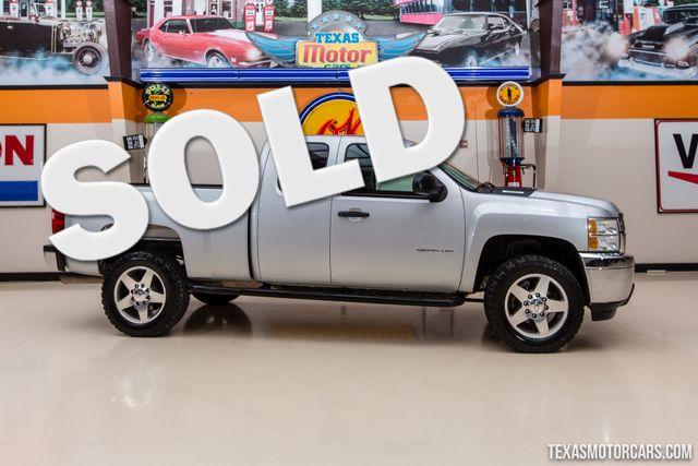 2013 Chevrolet Silverado 2500HD Work Truck 4X4
