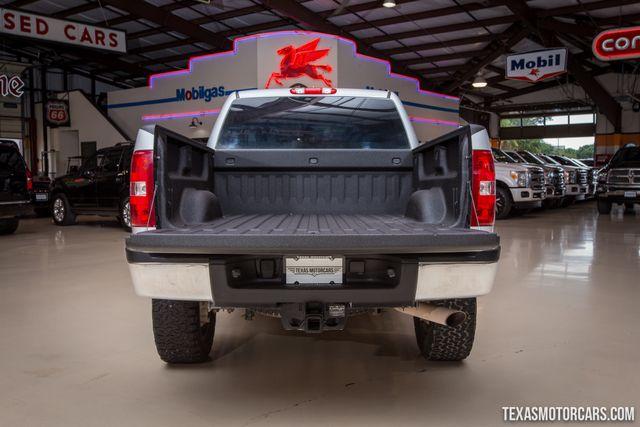 2013 Chevrolet Silverado 2500HD Work Truck 4X4 in Addison Texas, 75001