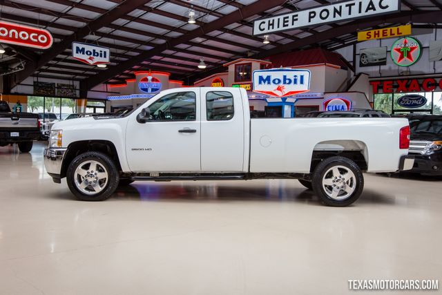2013 Chevrolet Silverado 2500HD 4X4 Work Truck in Addison Texas, 75001
